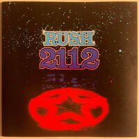 RUSH 2112 CD MERCURY USA ANTHEM REMASTERED NEAR MINT