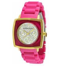 BCBG Max Azria Ladies Essentials Elite Sport Pink Watch BG8233 £165 - Ex-Display