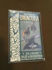 The Tomb of Dracula Book 3 Graphic Novel Epic Comics Day of Blood Night Redempti
