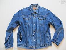 Levi's® Biker Jacke Jeansjacke, Gr. M, TOP ! Seiten-Taschen mit Reißverschluss !