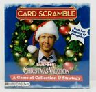 Vintage Card Scramble Board Game National Lampoon's Christmas Vacation *Sealed*