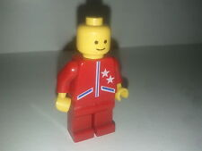 Minifig lego system city  pilote F1