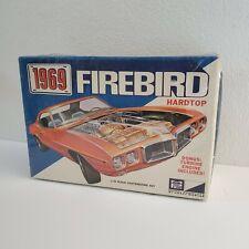 MPC 1969 Pontiac Firebird Factory SEALED Muscle Car Model 1569-200 Craft Master