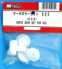 JR Propo Graupner Ingranaggi Servo Gear Set For 605 modellismo