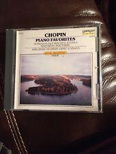 Chopin Piano Favorites by Krzysztof Jablonski, Yuval Fichman (CD, Jun-1989,...
