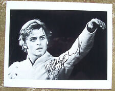 New ListingMikail Barishnakov Autograph Photo
