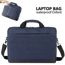 15.6 inch Laptop Bag Carry Case For Dell HP Sony Acer Asus Samsung Notebook UK
