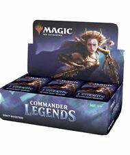 Pre Order Commander Legends Draft Booster NEW SEALED MTG SHIPS 11/6 Worldwide