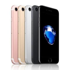 Apple iPhone 7 - 32GB 128GB 256GB - Unlocked Smartphone - Good Condition