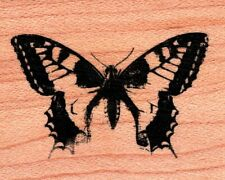 Great Impressions ~ BUTTERFLY ~ Wood Mounted Rubber Stamp Summer Animals