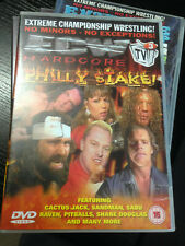 ECW Hardcore TV 3 Delta DVD - Benoit Woman Cactus Jack Taz Sabu Raven WCW WWE