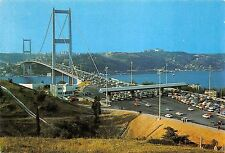 B84094 istanbul the view of bosphorus bridge turkey