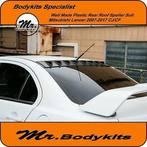Mr Bodykits Well Made Roof Fin Spoiler Suit Mitsubishi Lancer 2007-2017 CJ/CF