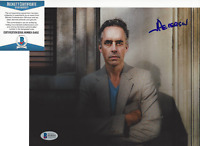 JORDAN B. PETERSON SIGNED 8x10 PHOTO 12 RULES FOR LIFE PROOF BECKETT BAS COA