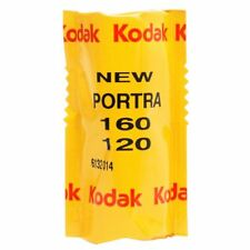 Film Medium Format Roll Colour Kodak Portra 160 120