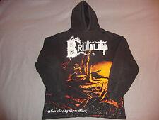 Policíaca Hoodie (no camisa), rar, death metal, Monstrosity, Immolation,