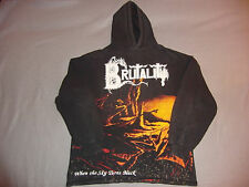 BRUTALITY Hoodie ( no Shirt ), RAR, Death Metal, Monstrosity, Immolation,