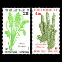 TAAF 1986 - Plants Flora - Sc 121/2 MNH