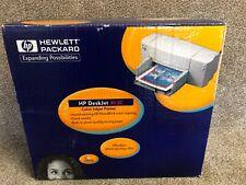 New HP Deskjet 812C Workgroup Inkjet Printer