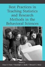 Best Practices in Teaching Statistics and Research Methods in the-ExLibrary