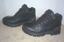 NEW Men's Ralph Lauren Polo  Black Boots Sz 8.5
