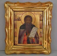 Authentic Antique 19th century Superb Russian Icon Very Rare Nevyansk School