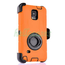 For Samsung GALAXY Note 3/4/5Hybrid Rugged Shockproof Hard Protective Cover Case