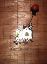 Carburetor 545070601 545 07 06-01 Zama W-26 Fits Poulan Craftsman Chain Saw