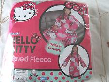 HELLO KITTY CHILDS  SLEEVED FLEECE