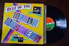 Blues Brothers Best Of Jazz Blues Jake & Elwood Record lp VG++