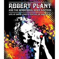 ROBERT PLANT LIVE AT FESTIVAL OF DISRUPTION DVD - NEW RELEASE FEBRUARY 2018