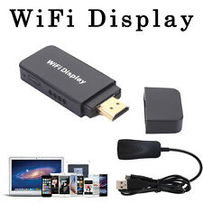 Dongle D2 DLNA Airplay Wireless WiFi HDMI HDTV Media Display Streamer Empfänger
