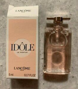 NIB Lancome Paris idole le parfum travel size mini (5 ml/.17 fl oz)