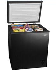 Large Capacity 5 Cu ft Chest Freezer Upright Deep Basement for garage dorm