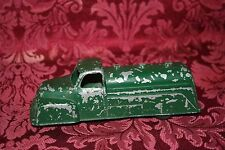 Vintage Excel Products Metal Green 1955 Ford Goodee Tanker Truck ONLY