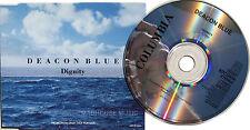 DEACON BLUE CD Dignity 1 Track 1994 UK DJ PROMO ONLY w/ RELEASE DATE STICKER