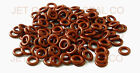 RED CHERRY MX KEYCAP RUBBER O-RING DAMPENERS 50A .4mm REDUCTION 125pcs US Seller