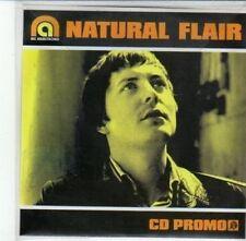 (DG239) Nic Armstrong, Natural Flair / Down Home Girl - 2003 DJ CD