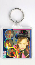 CULTURE CLUB COLOUR BY NUMBERS 1983 LP COVER KEYRING LLAVERO