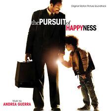 A LA RECHERCHE DU BONHEUR (THE PURSUIT OF HAPPYNESS)  - ANDREA GUERRA (CD)