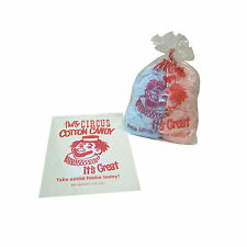 Gold Medal #3065 Cotton Candy Printed Bags  (100ct)