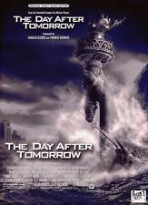 THE DAY AFTER TOMORROW - SHEET MUSIC - PIANO SOLO