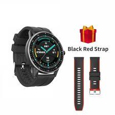 Smart Watch Waterproof Sport Band Fitness Tracker Bluetooth Smartwatch