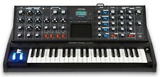 🆕 Moog Minimoog Voyager Electric Blue Edition Analog Synthesizer Keyboard - New