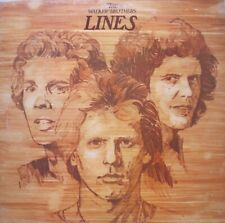 THE WALKER BROTHERS - LINES - LP