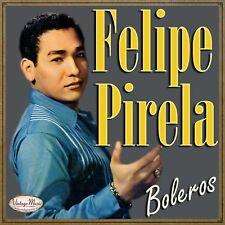 FELIPE PIRELA iLatina CD #327 / Bolero Que Manera De Llorar , Me Regalo Contigo