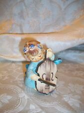 *IMPERFECT* MID CENTURY LEFTON JAPAN ANGEL PLAYING BASS FIDDLE
