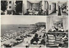 CATTOLICA - RIMINI - HOTEL CRISTALLO - VIAGG. 1957 -47355-