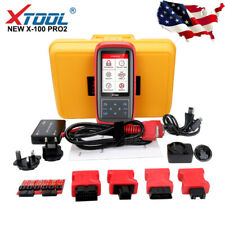 US Ship XTOOL X100 PRO2 OBD2 Auto Key Program Code Reader Diagnostic Scan Tool