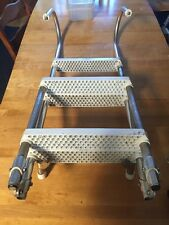 Five Step Folding Boat Ladder